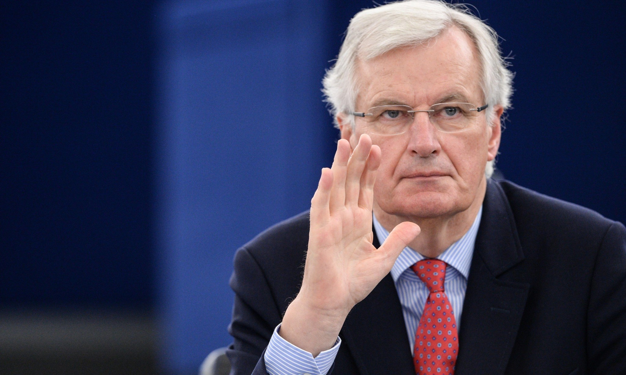Barnier 'lobbied to stop May withdrawing article 50 in two years'