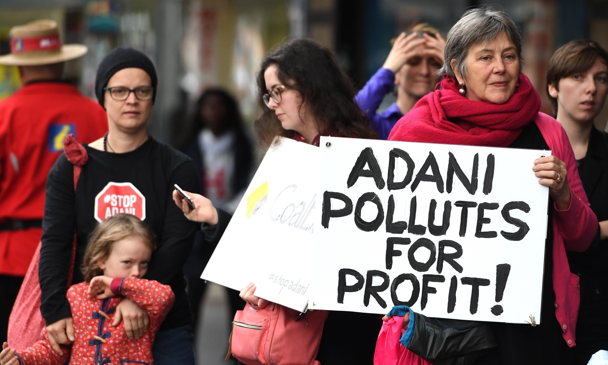 Indian opposition calls for investigation into Adani over financial fraud allegations
