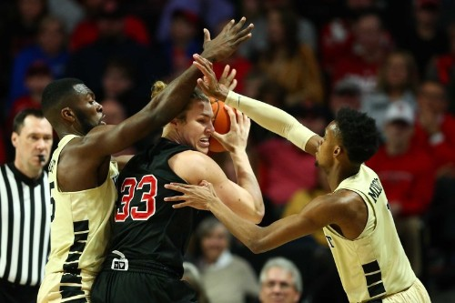 Wake blows lead but still tops No. 17 NC State