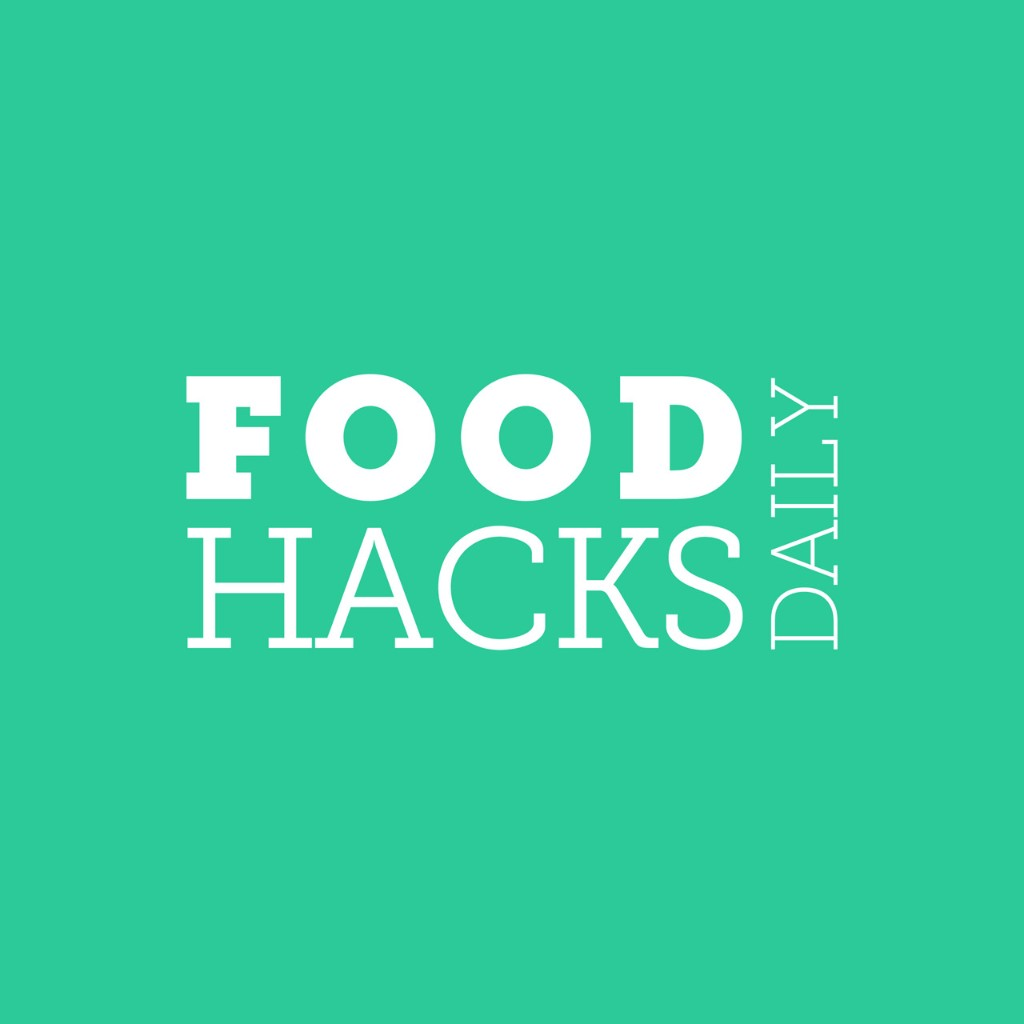 Food Hacks Daily - cover
