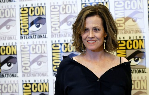 Sigourney Weaver marks 'Alien' anniversary: 'I thought it was a small movie'