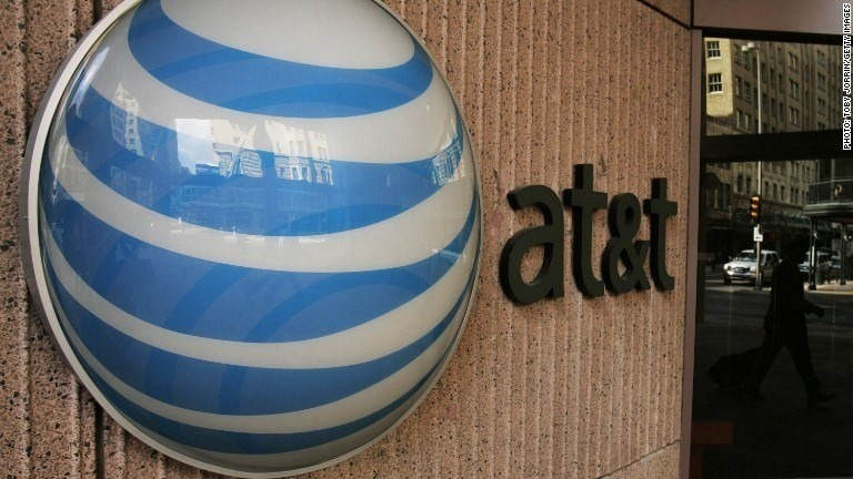 AT&T: We're going to sue the government