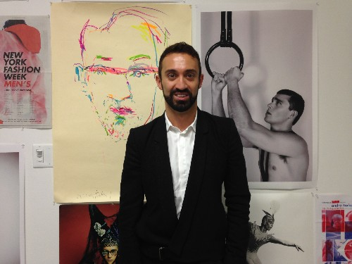 On the Red Couch with Academy of Art University's Stephan Rabimov