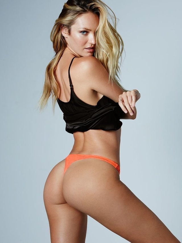 Candice Swanepoel - cover