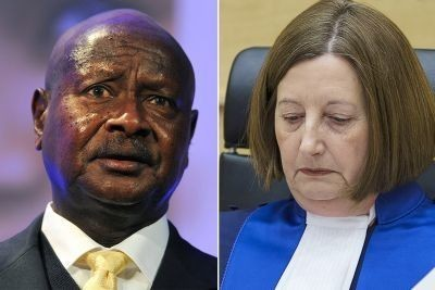 International court is not targeting Africans its leader tells Ugandan President Museveni