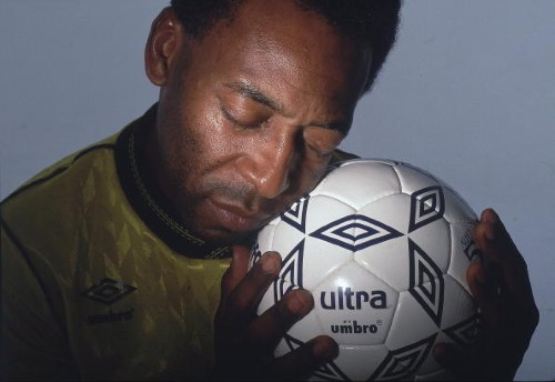 Soccer Great Pele Turns 75: His Life in Pictures