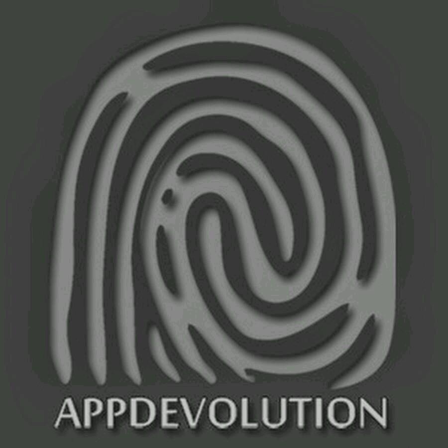 App Devolution - Magazine cover