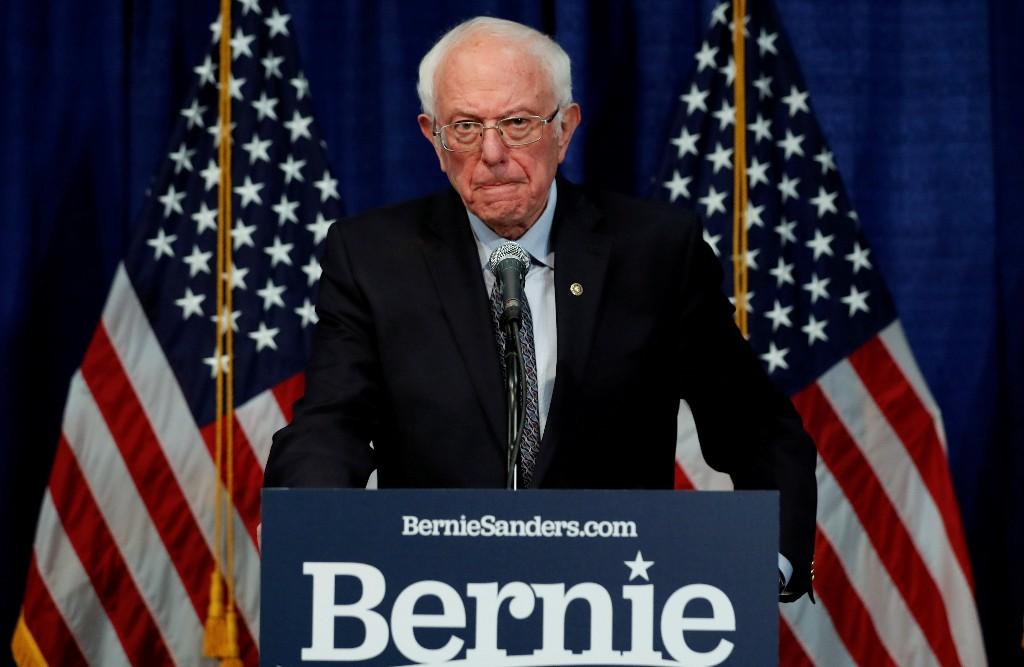 Bernie Sanders suspends 2020 Democratic presidential campaign