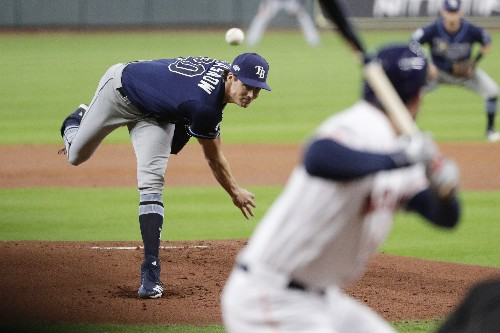 Rays can't beat 3 aces, finally fold in ALDS vs Astros