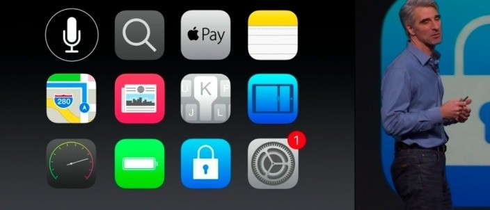 iOS 9 allows users to temporarily delete apps to free up space for software updates