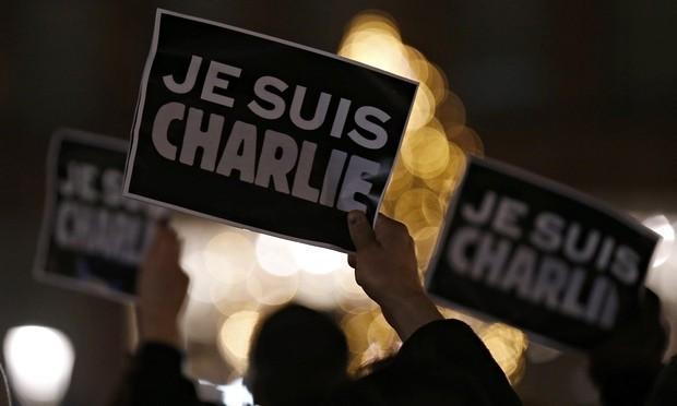 Charlie Hebdo Shooting - cover