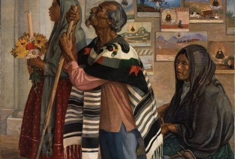 La melancolía vista a través del arte mexicano en el Munal