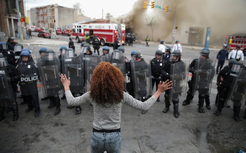 The Week in Review: Riots in Baltimore