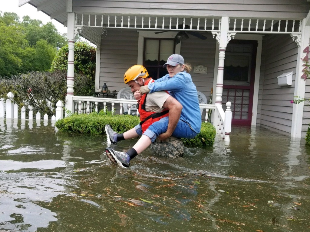 Hurricane Harvey's Path of Destruction: Pictures