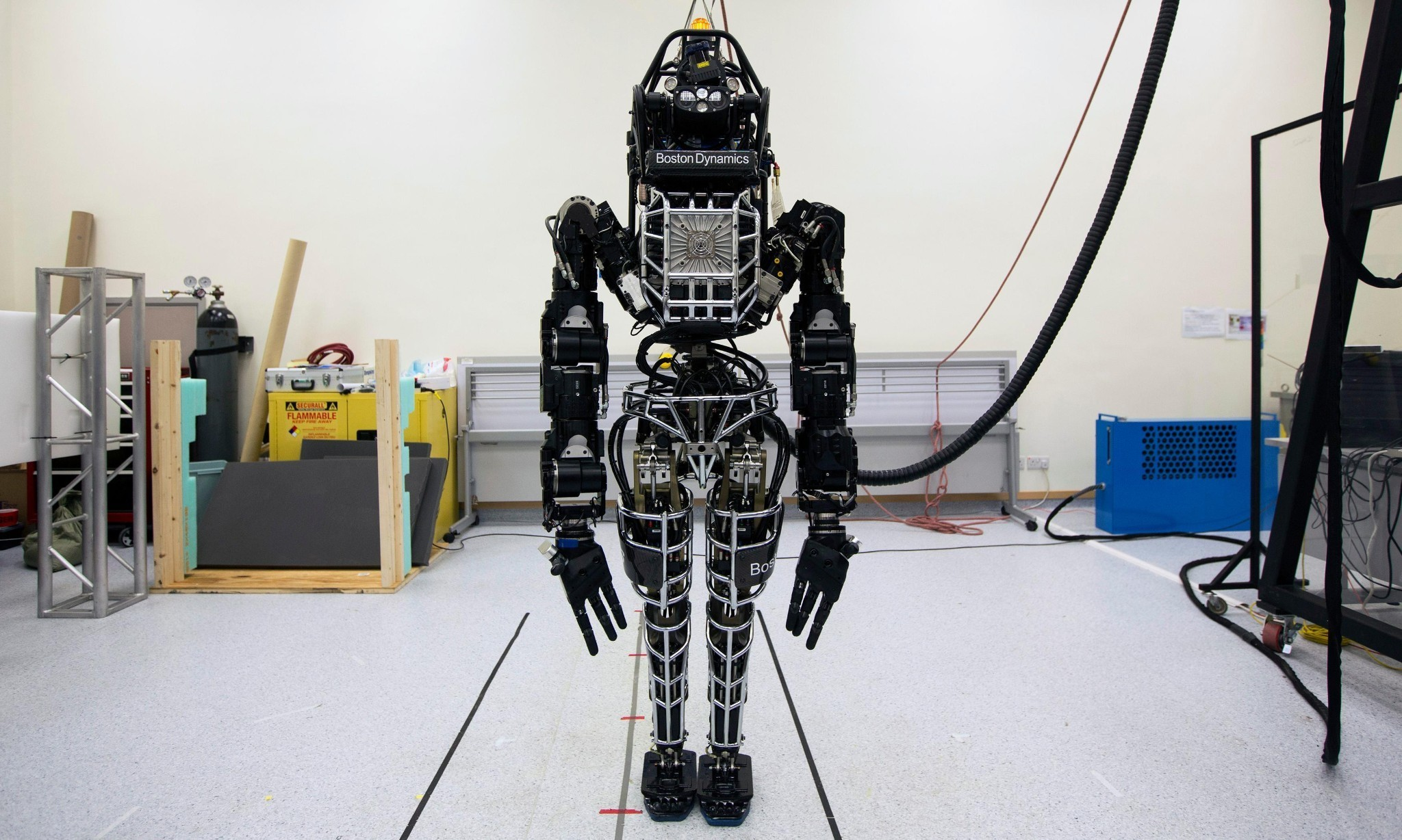 Do no harm, don't discriminate: official guidance issued on robot ethics