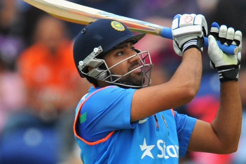 Rohit Sharma Scores 264 from 173 Balls: ODI Record Highlights, Twitter, Stats