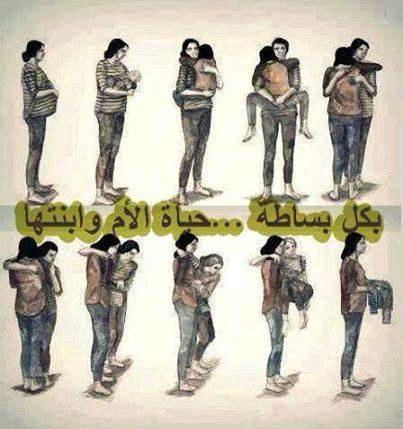 امي الحبيبه  - Magazine cover