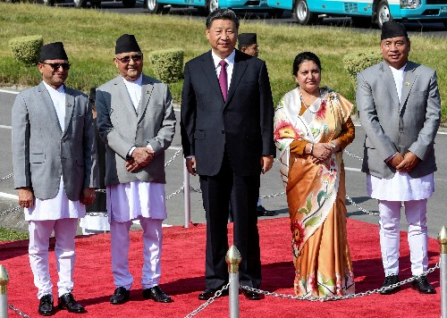 Nepal pushes to end dependency on India with China rail, tunnel deals