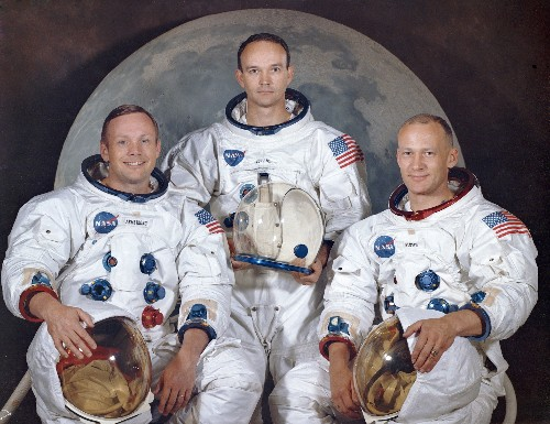 Nation marks 50 years after Apollo 11's 'giant leap' on moon