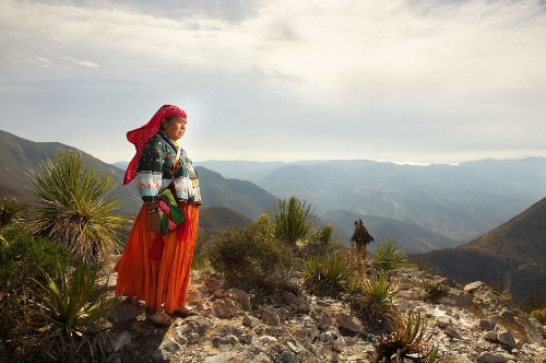 The Dazzling Indigenous Cultures Of Mexico, In Photos