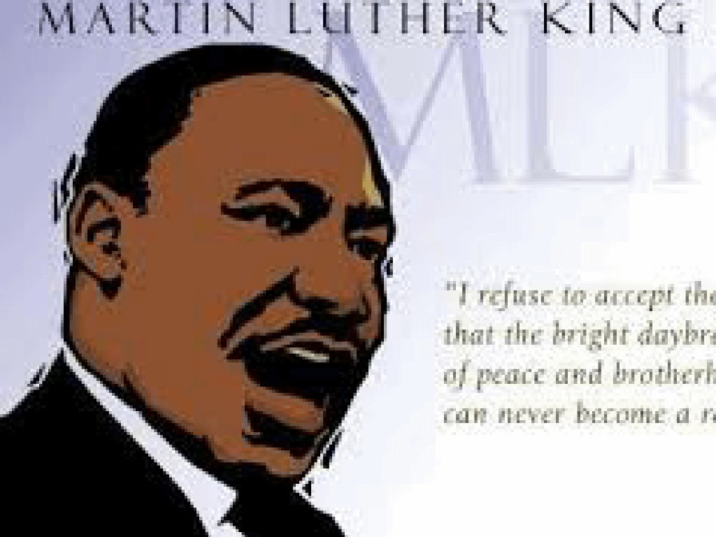 Martin Luther King Jr Day! RIP - cover