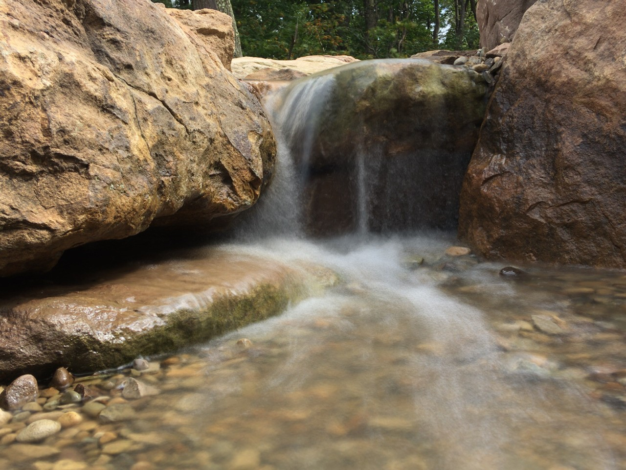 Aquatic Edge specializes in designing and installing natural-looking water features in the Greater Pittsburgh, PA area.