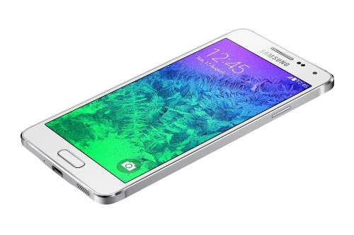 Samsung's Metal-Edged Galaxy Alpha Is Its Most iPhone-A-Like Handset Ever