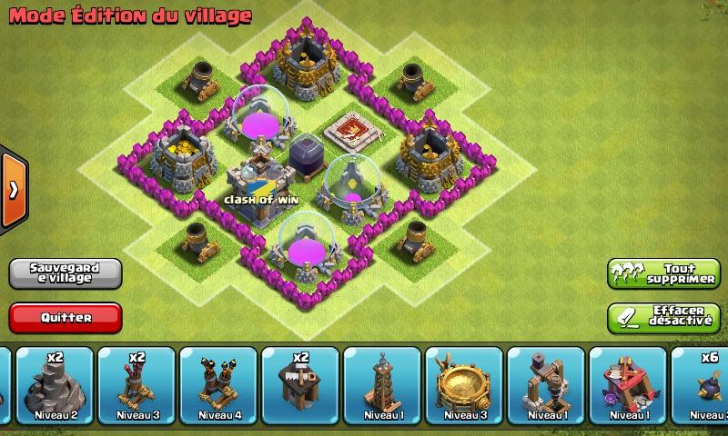 Création d'un nouveau village :)