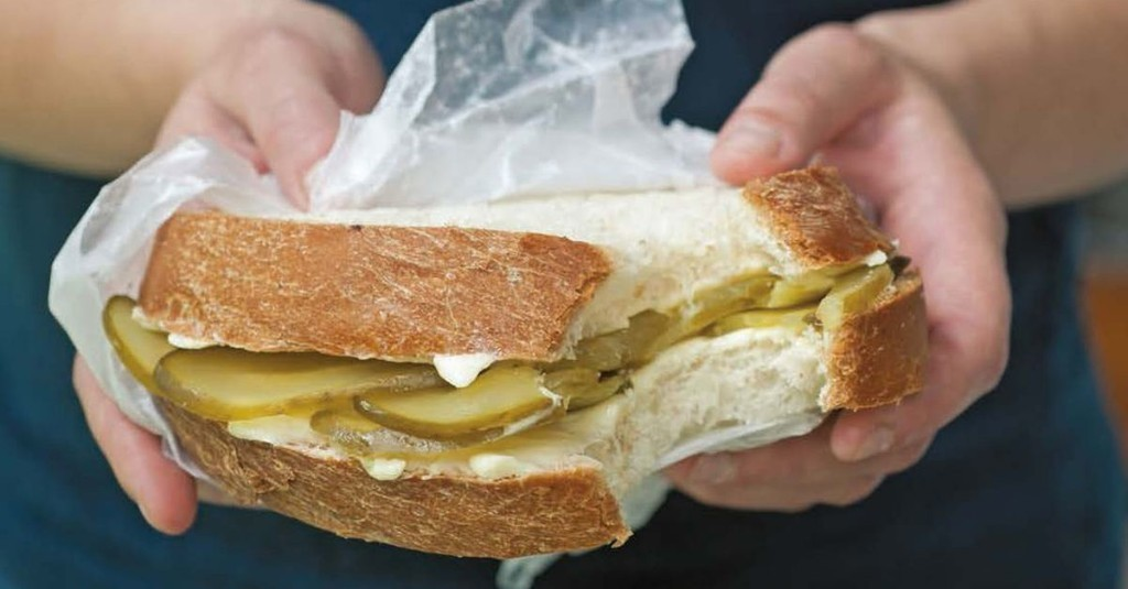 The History and Mystery of America's Forgotten Pickle Sandwich