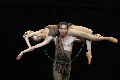 Bolshoi Ballet Performs at Royal Opera House: Pictures