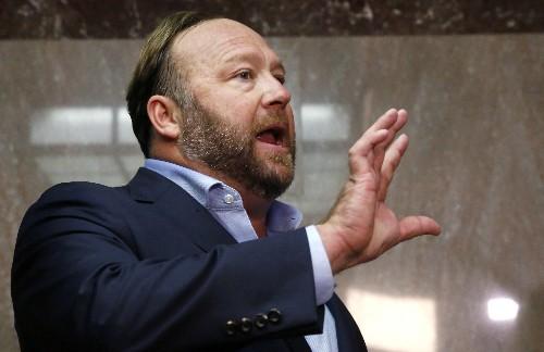 Facebook bans Alex Jones, other extremist figures