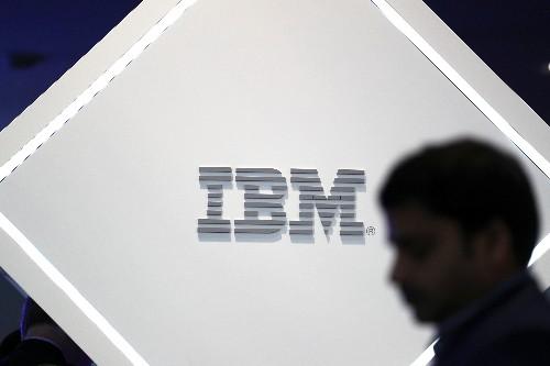 Gewinnplus trotz Umsatzminus bei IBM - Cloud-Sparte wächst weiter