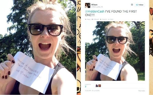 HiddenCash millionaire says thousands of pounds to be hidden in English countryside