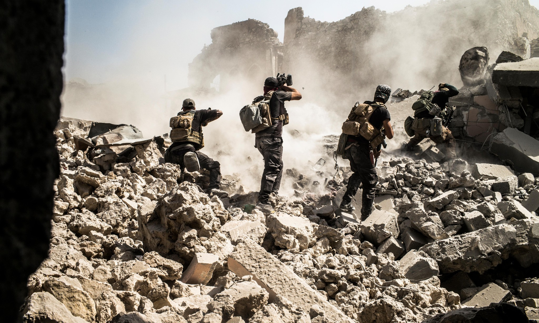 After the liberation of Mosul, an orgy of killing