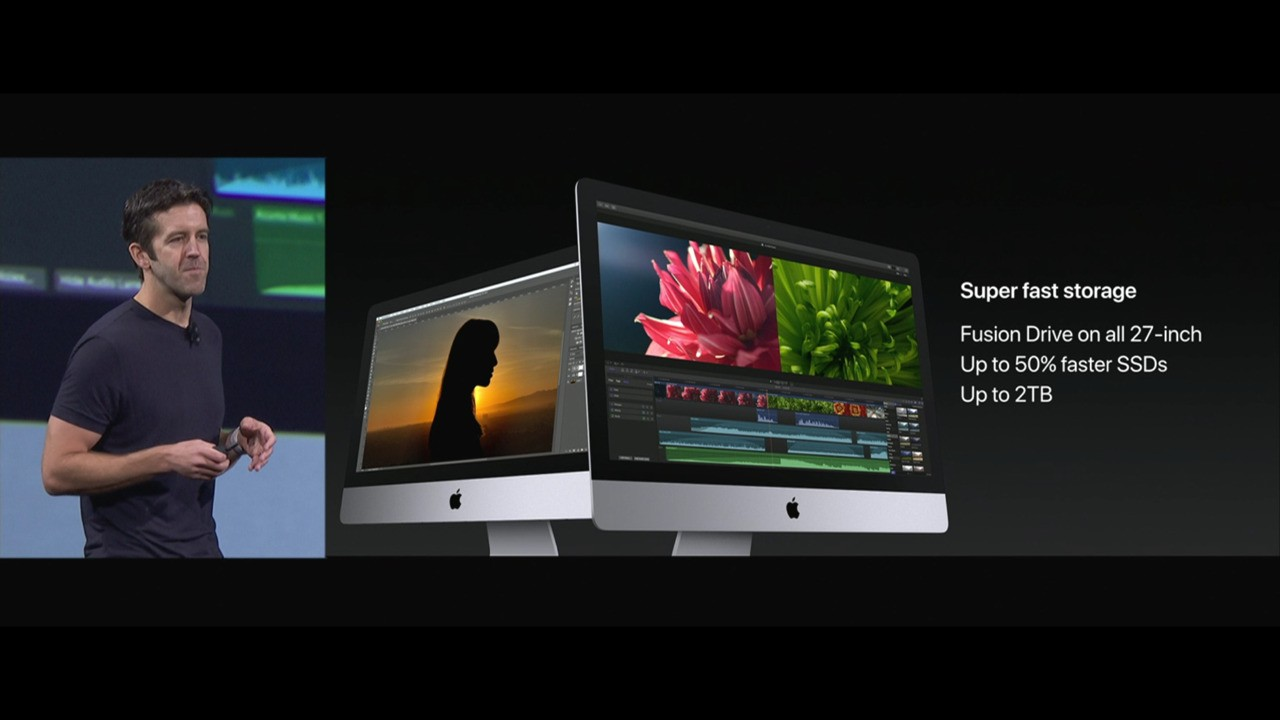 Graphics acceleration, 32/64 GB RAM coming to iMacs