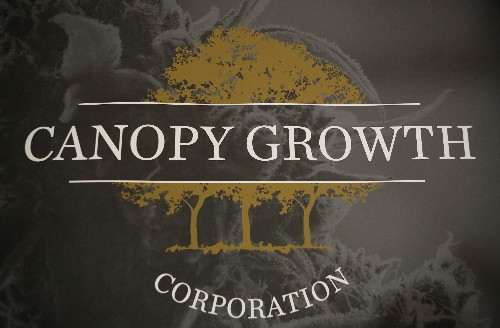 Canopy Growth names shareholder Constellation's CFO as chairman