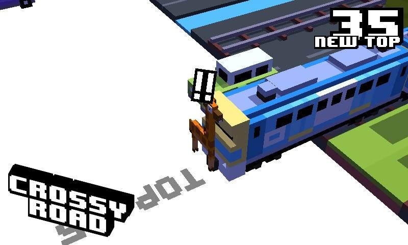 Mieren como quedo despues del tren