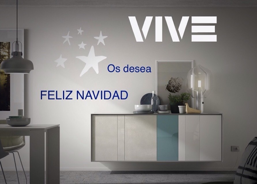 VIVE #FelizNavidad #Feliz2016