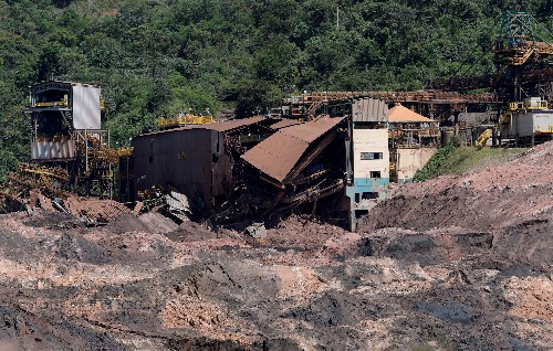 Brazilian court suspends dam operations at two more Vale mines