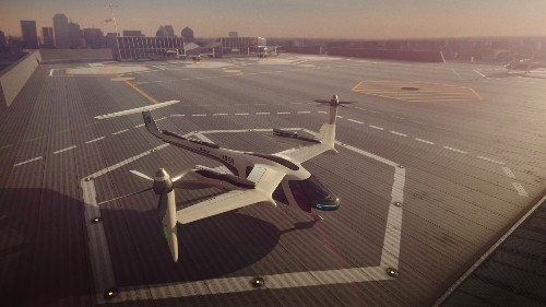 This is Uber's plan to deliver on flying 'cars'