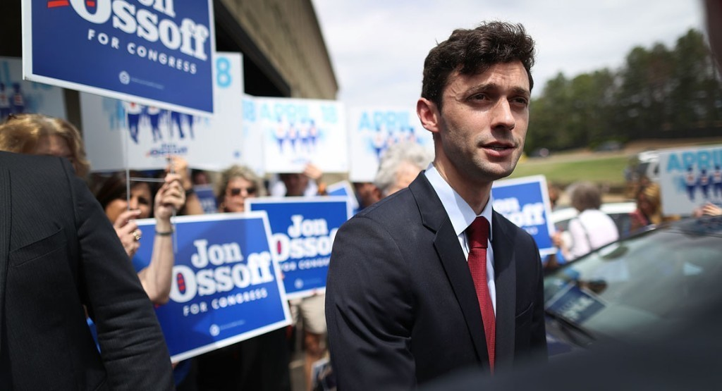 Georgia special election smashes all-time spending record