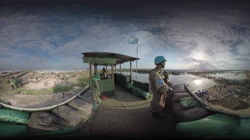 A 360 degree view of the famine in South Sudan