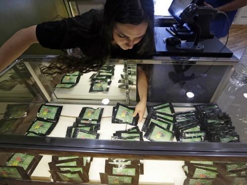Washington Sold $3.8 Million In First Month Of Marijuana Legalization