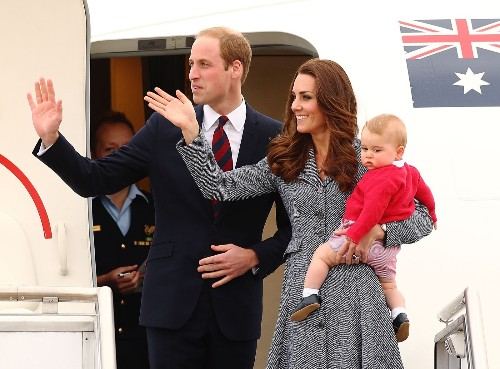 Happy Second Birthday Prince George