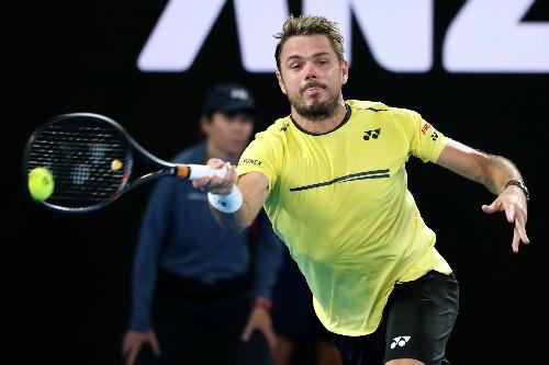 ATP roundup: Wawrinka advances to semis in Rotterdam