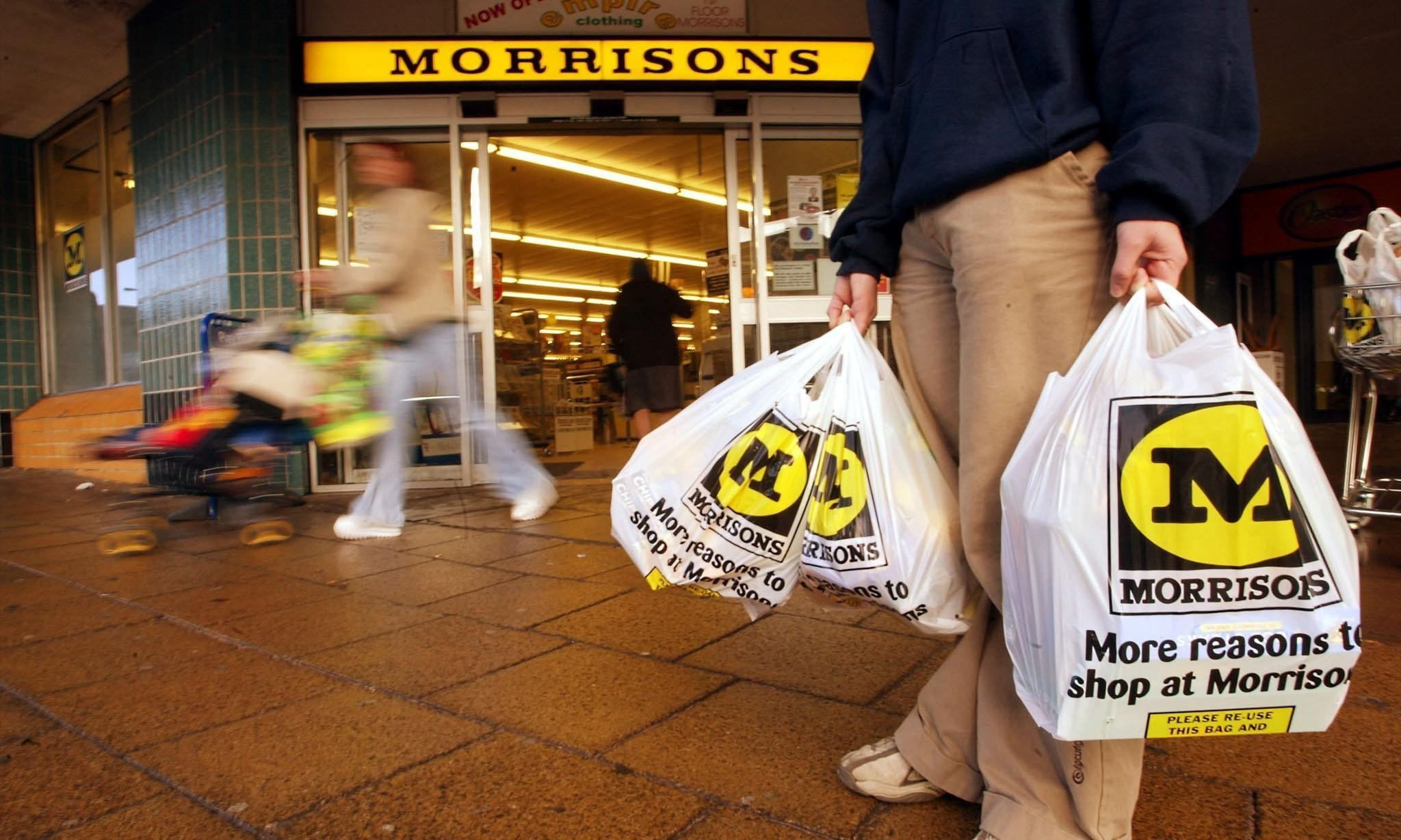 Morrisons closures hit home as central Bradford store shuts