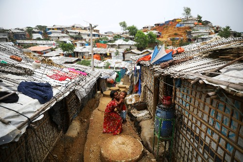 Exclusive: U.N. draws up plans to 'facilitate' Rohingya relocation to island