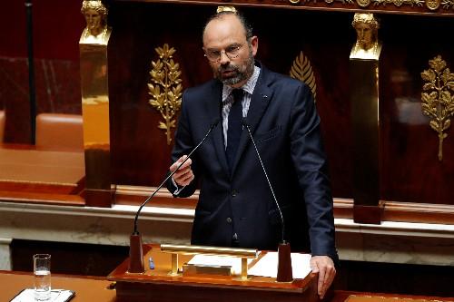 Embellie pour Macron et Philippe dans le baromètre Odoxa