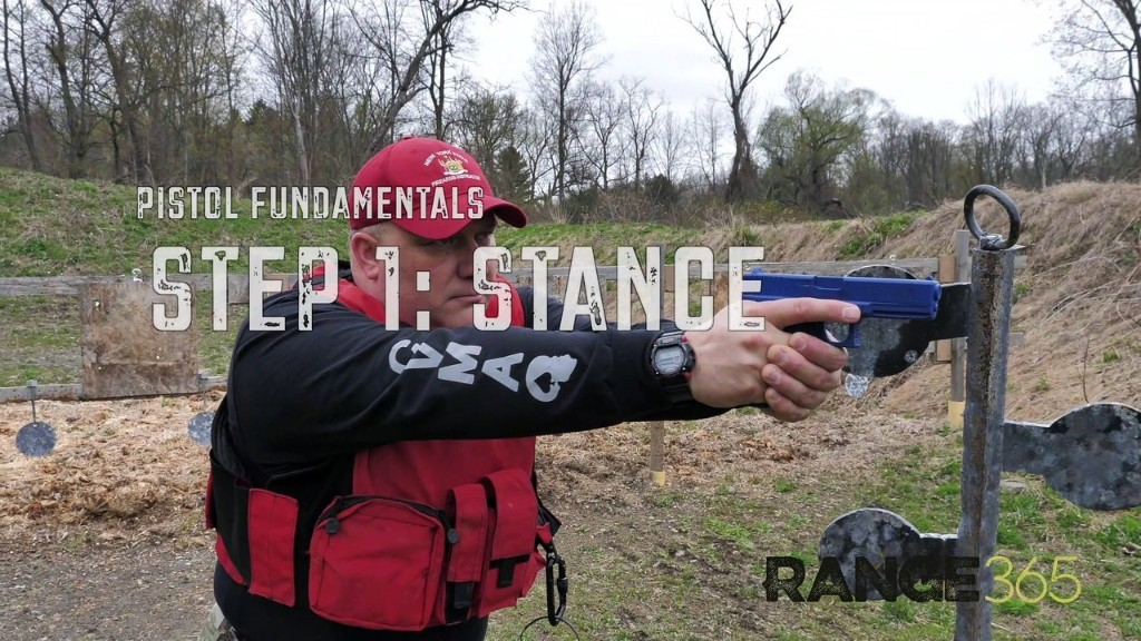 Handgun Fundamentals: Shooting Stance