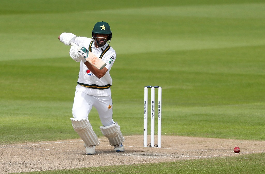 Shan, Abass put Pakistan on top in first test v England